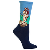 Botecelli Birth of Venus socks