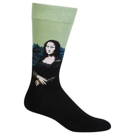 "Unisex ""Realtor"" Cotton Crew  Socks by Hot Sox"
