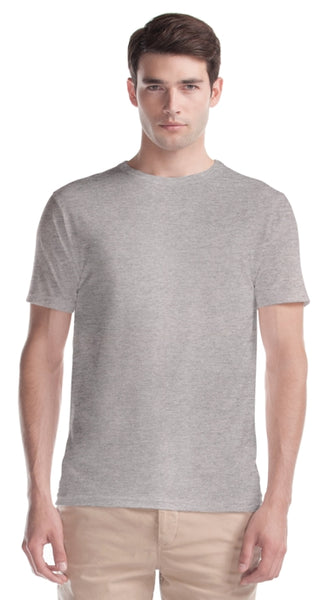 Grey bamboo t-shirt
