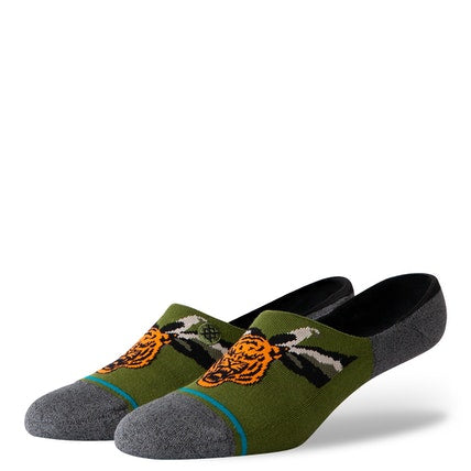 "Stance ""Big Cat"" Combed Cotton Socks"