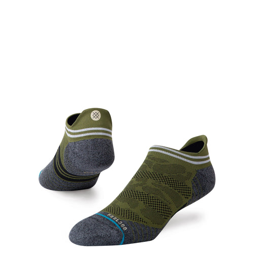 "Stance ""Hostile Tab"" Ankle Socks"