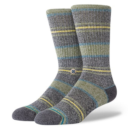 "Stance ""Defeat"" Infiknit Butter Blend Socks"
