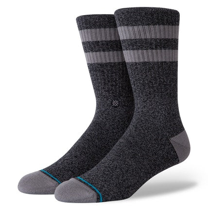 "Stance ""Joven"" Black Crew Combed Cotton Socks"