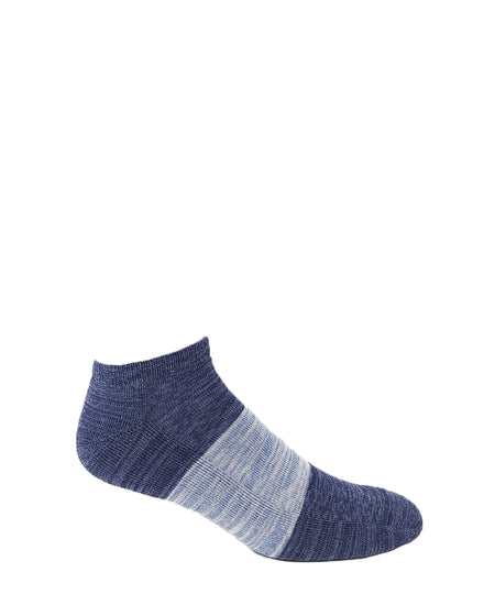 "J.B. Field's ""Hiker GX"" Colorful 1/4 Low-cut Merino Wool Sock"