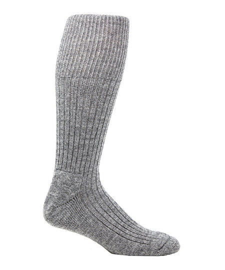 J.B.Field's Summer Bamboo, Wool & Cotton Blend Boot Sock