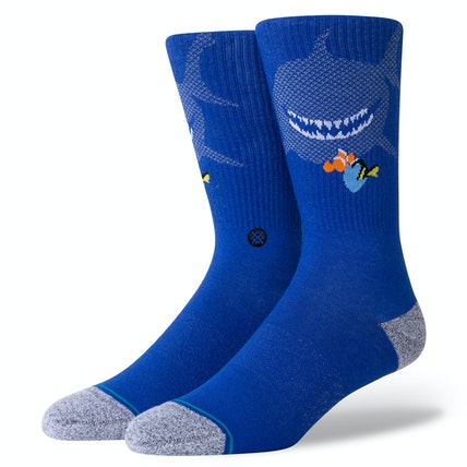 "Stance Pixar ""Finding Nemo"" Combed Cotton Crew Socks"