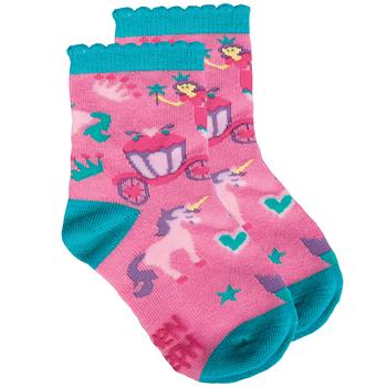 "Kids ""Princess"" Crew Socks by Stephen Joseph"