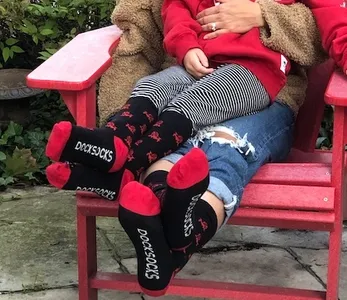 Muskoka Dock Socks