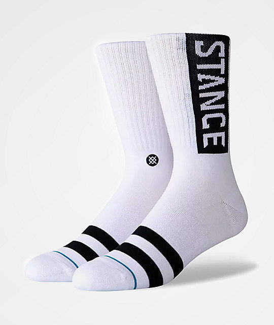 "Stance ""OG"" Combed Cotton Socks"