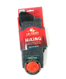 Summer merino wool hiking sock