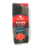thermal backpacker merino wool sock