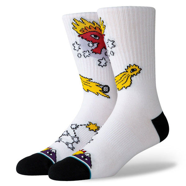 "Men's Stance ""Eagle Star"" Crew Socks"