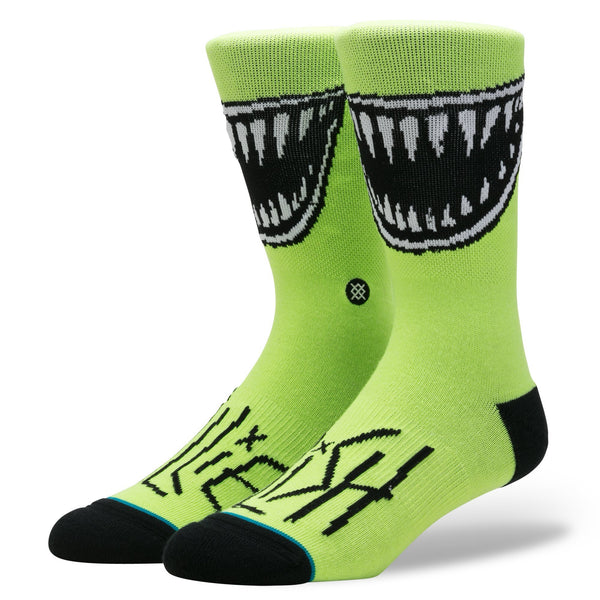 "Stance Billie Eilish ""Grin"" Crew Socks"
