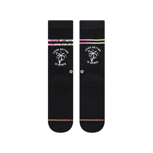 "Women's Stance ""Palm Reader Crew"" Combed Cotton Socks"