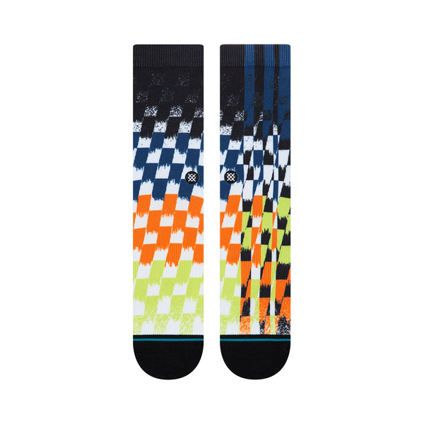 "Stance ""Space Dust"" Combed Cotton Socks"