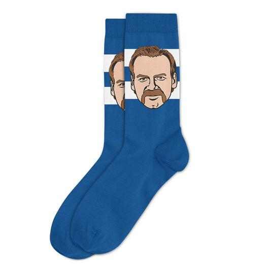 Wendell Clark Major League Socks