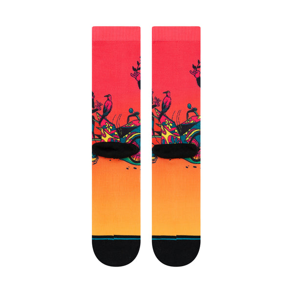 "Stance ""Cruising"" Combed Cotton Socks"
