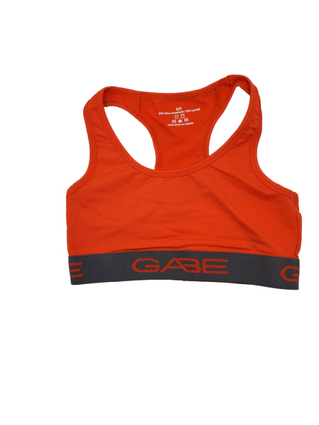 Ladies Sports Bra Made in Canada by Gabe