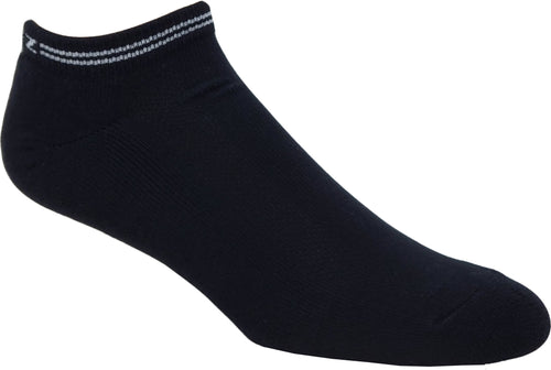 Point Zero 90% Cotton Low-Cut Ankle Athletic Socks (3 Pairs)