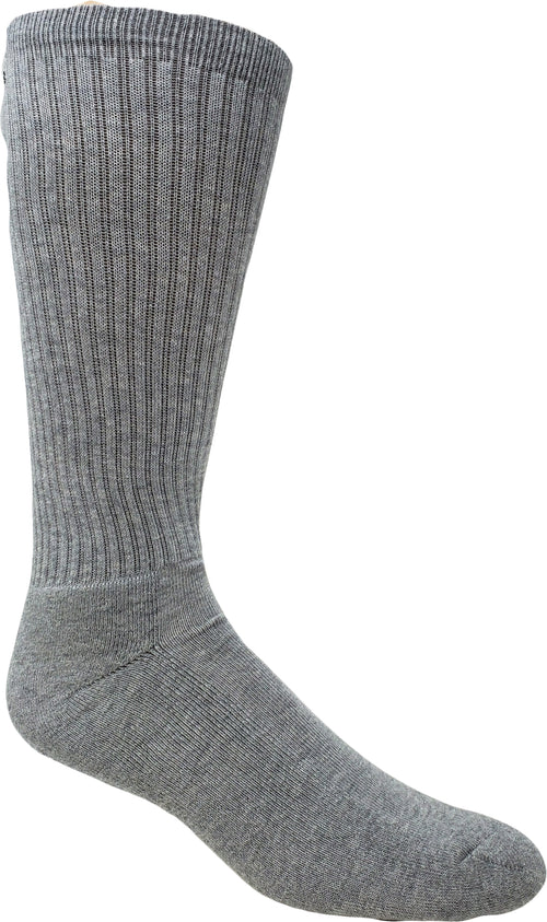 Point Zero Crew Athletic Socks (3 Pair Pack)