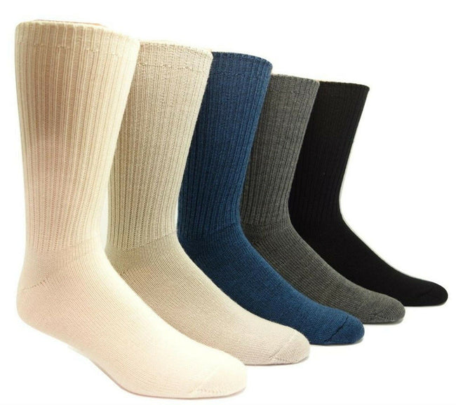 Casual wool dress sock