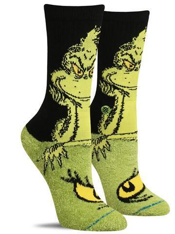 "Stance ""Grinch"" Poly Blend Socks"