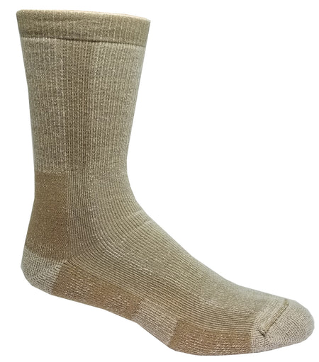 "J.B. Field's Women's ""Hiker GX"" Merino Wool Colorful Hiking Sock"