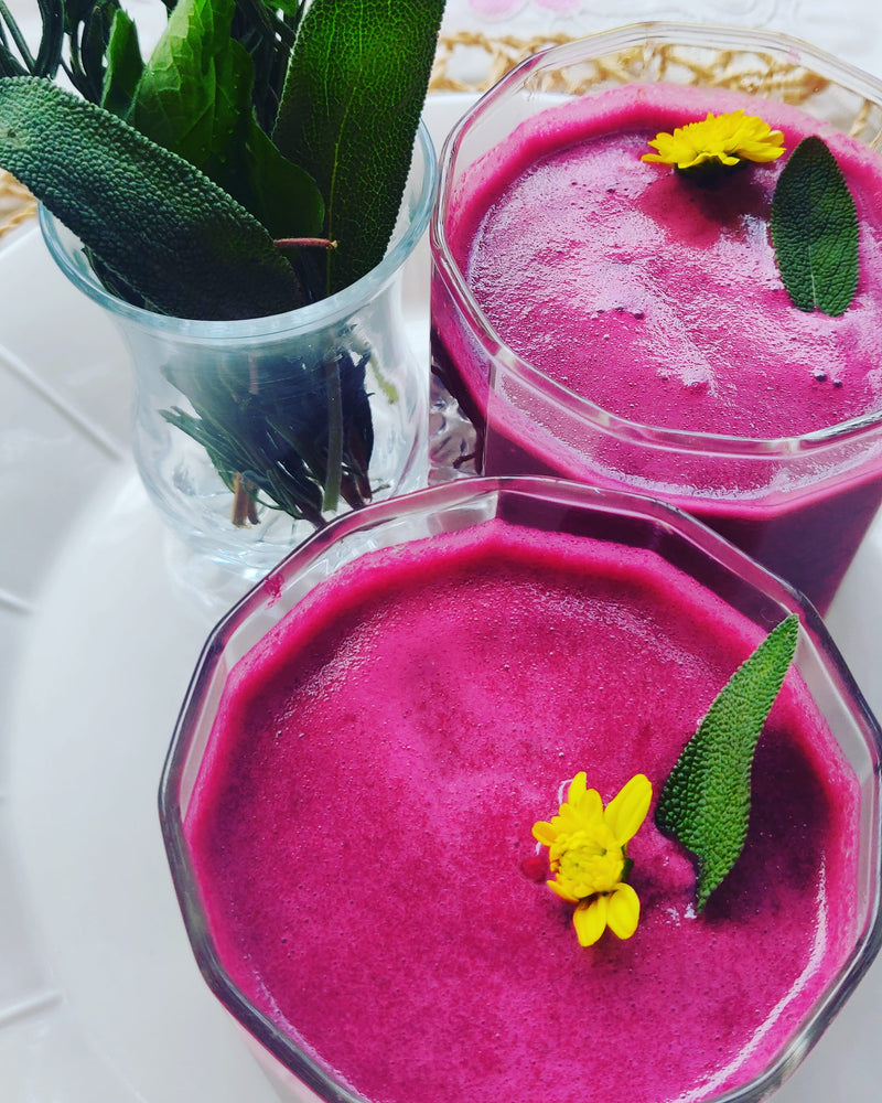 Vegetables Smoothie