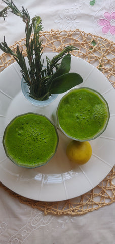 Pineapple Immunity Boosting Smoothie