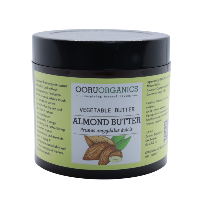 ALMOND VEGETABLE BUTTER