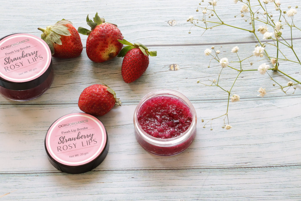 Lip Butter & Lip Scrub Making - Online Course : Feb 12,13,14th 2021