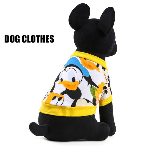 Yellow Duffy Duck - fetchdogboutique