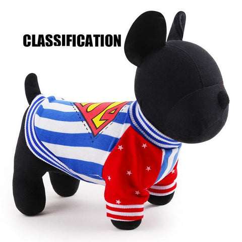 My dog is a Superman - fetchdogboutique