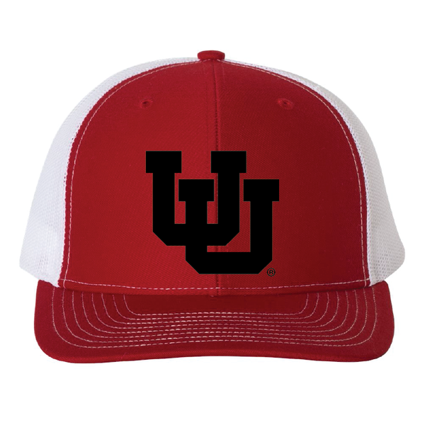 Red/White/Red Trucker Snapback