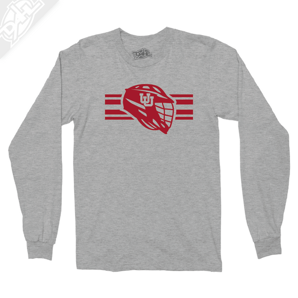 Interlocking UU Utah Utese - Long Sleeve