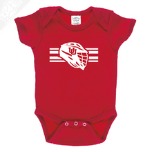 Load image into Gallery viewer, Interlocking UU Utah Utese - Onesie