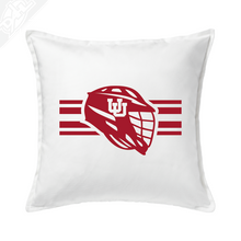 Load image into Gallery viewer, Interlocking UU Utah Utese - Pillow