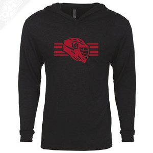 Interlocking UU Utah Utese - T-Shirt Hoodie