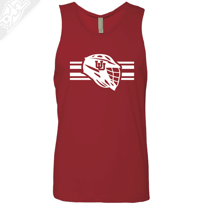 Interlocking UU Utah Utese - Mens Tank Top