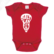 Load image into Gallery viewer, Salt LAX City Lacrosse - Onesie