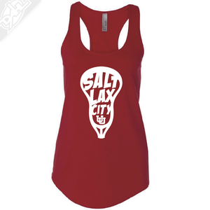 Salt LAX City Lacrosse - Womens Tank Top
