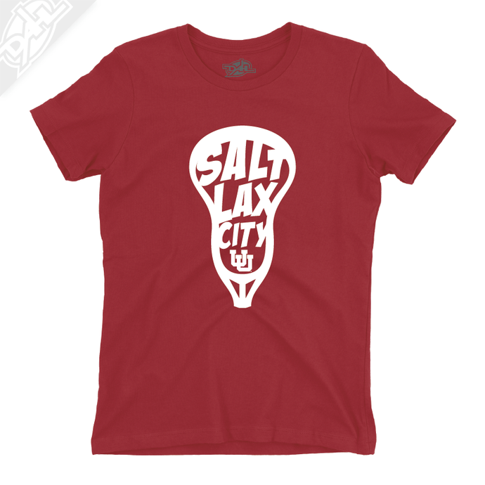 Salt LAX City Lacrosse - Girls T-Shirt