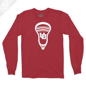 Interlocking UU Lacrosse Head - Long Sleeve