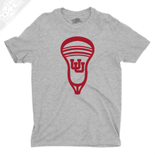 Load image into Gallery viewer, Interlocking UU Lacrosse Head - Boys T-Shirt