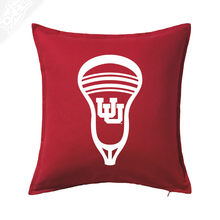 Load image into Gallery viewer, Interlocking UU Lacrosse Head - Pillow