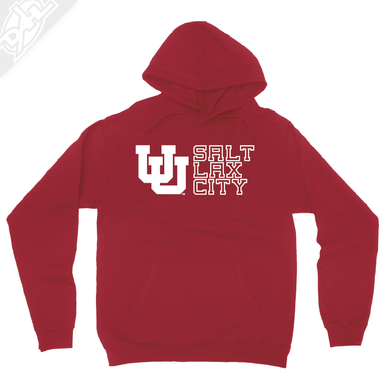 Interlocking UU Salt Lax City - Hoodie