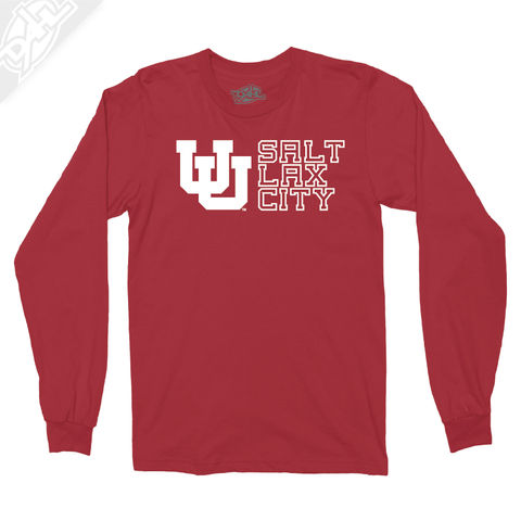 Interlocking UU Salt Lax City - Long Sleeve