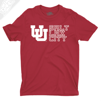 Interlocking UU Salt Lax City - Boys T-Shirt