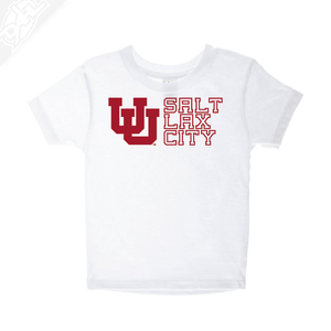 Interlocking UU Salt Lax City - Infant/Toddler Shirt
