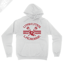Load image into Gallery viewer, Utah Utes Lacrosse - Hoodie